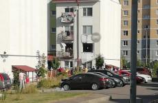 В Пензе в жилом доме взорвался газовый баллон