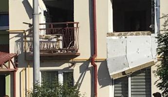 При взрыве газа в Пензенском районе пострадал молодой мужчина