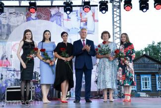 В Пензе наградили борцов с пандемией коронавируса