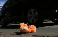 В Пензенской области попал под машину 4-летний ребенок
