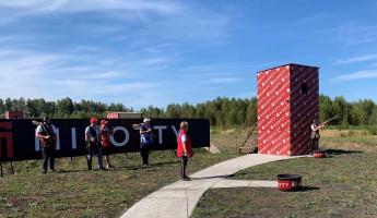 В Пензе состоялось открытие шестого этапа Кубка России по стендовой стрельбе