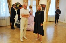 В Пензе открылась выставка салонного и академического искусства