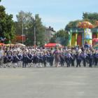 В Кузнецке проходит мероприятие посвященное Дню города