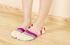 Пензячку оштрафовали за фото носков с коноплей