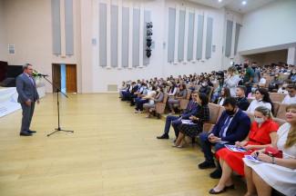 В Пензе состоялся Форум молодых парламентариев