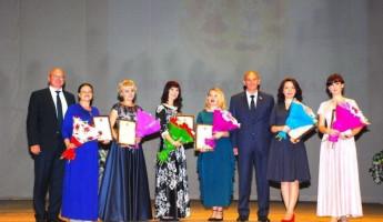 В Пензе подвели итоги городского конкурса «Воспитатель года»