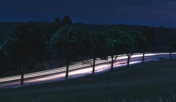 В Пензенской области влюбленные украли машину и катались всю ночь