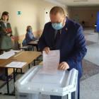 Олег Мельниченко проголосовал на выборах губернатора Пензенской области