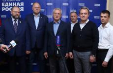 Подведены итоги избирательной кампании в Пензенской области
