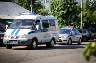В Кузнецке Пензенской области поймали пьяного уголовника на иномарке