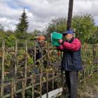 В Пензе напомнили о пожарной безопасности жителям поселка ЗИФ
