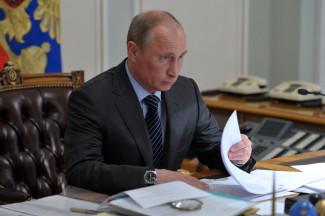 Владимир Путин отметил госнаградами пензенских врачей