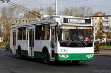 В Пензе изменена схема движения троллейбусов №1, №2 и №9