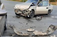 В ДТП на трассе в Пензенской области изуродовало иномарку. ФОТО