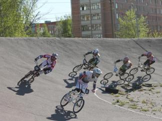 В Пензе стартовали крупные соревнования по велоспорту