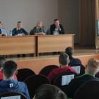 Для первокурсников Пензенского колледжа сотрудники УМВД провели профилактическую встречу