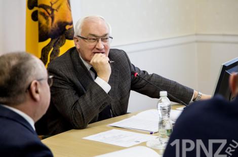 Слухи: Николай Симонов уходит в отставку?
