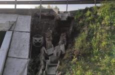 В пензенском микрорайоне Арбеково разрушается мост – соцсети