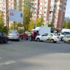 В Пензе угодила в аварию машина «Яндекс.Такси»