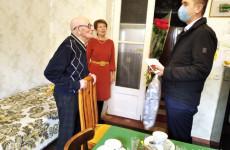 В Пензе отметил 95-летие ветеран Великой Отечественной войны