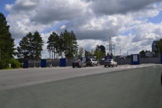 В Заречном Пензенской области закроют проезд через Ахунскую проходную