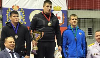 Борцы из Пензенской области победили на всероссийских соревнований