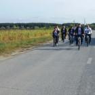 В Пензе около 300 человек отправились на работу на велосипеде