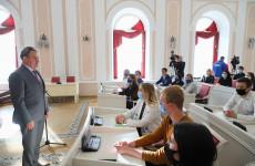 В Пензе прошло чествование наблюдателей корпуса «За чистые выборы»