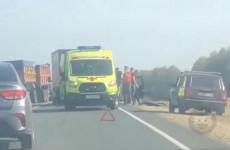Жесткое ДТП на трассе «Пенза – Тамбов»: на месте работали врачи. ВИДЕО