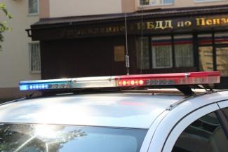 Жесткую аварию на трассе «Пенза – Тамбов» прокомментировали в УГИБДД