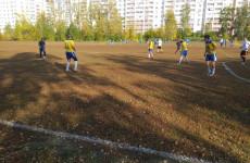 В Пензе подвели итоги соревнований по мини-футболу среди трудовых коллективов