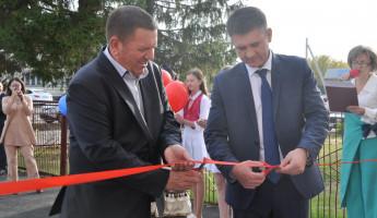 В Пензенской области состоялось открытие Библиотечно-досугового центра