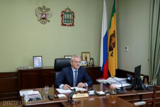 Пензенский губернатор распорядился начать подготовку к Новому году