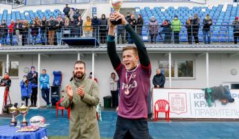 Сборная Пензенской области заняла третье место в первенстве России по регби