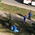 На улице Плеханова в Пензе обнаружен мертвый человек