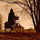 Пензенский путешественник добрался на велосипеде до Кавказа