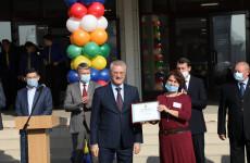 В Пензе открылся новый корпус школы №74