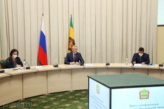 Иван Белозерцев ответил на вопрос, касающийся формирования нового состава правительства Пензенской области