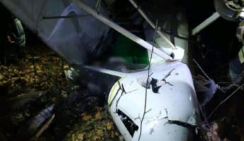 В Пензенской области завели уголовное дело по факту крушения самолета