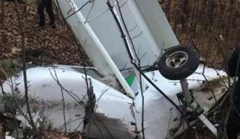 Обнародованы версии причин крушения самолета в Пензенской области