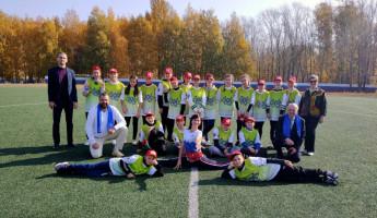 В Каменке состоялся финал областного фестиваля школьного спорта