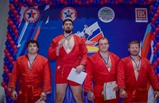 Призерами Кубка России по самбо стали спортсмены из Пензы