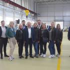 Пензенскую компанию посетили волжские бизнесмены