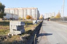 На улице Лядова в Пензе начали ремонтировать дорогу