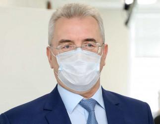 Иван Белозерцев обратился к пензенцам из-за ситуации с коронавирусом