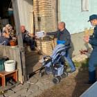 В Пензе напомнили о пожарной безопасности жителям микрорайона Ленинский Мехлесхоз