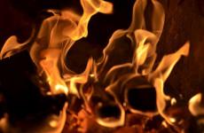 Серьезный пожар в Пензенской области тушили 32 человека