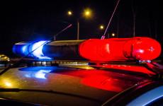 Ночью в центре Пензы поймали молодого пьяного лихача
