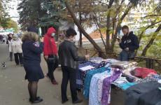 В Октябрьском районе Пензы прошли облавы на уличных торговцев