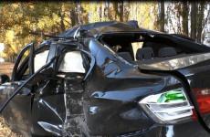 В Пензе разбилась дорогая иномарка: погиб молодой парень